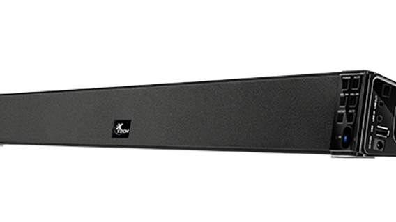 XTech Soundbar Slade 40W Wireless Black 2.0CH XTS-800