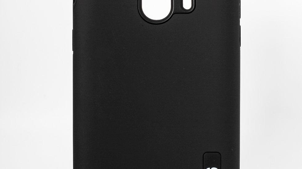 Pinglinks Samsung Galaxy J4 Smooth Case BLACK
