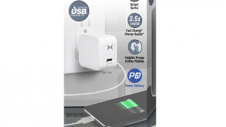 Xtreme Power USB Type-C PD 18W Wall Charger Adapter Only