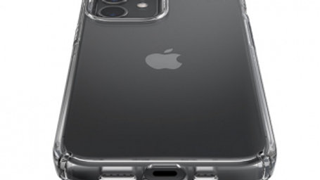 Speck Presidio Perfect Clear Case (Avail. for iPhone 12 Mini, 12, 12 Pro, 12Max)