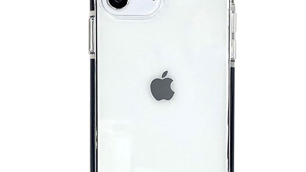 TPU+TPE Clear Case (Avail. for iPhone 12 Mini, 12, 12 Pro, 12 Pro Max)