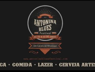 Antonina Blues Festival: 20 a 23 de junho
