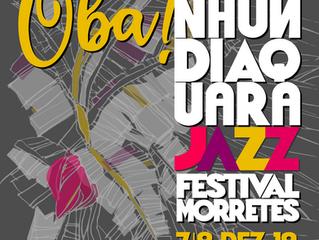 Nhundiaquara Jazz Festival: 7 e 8 de dezembro