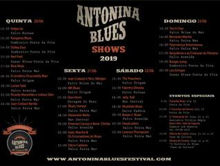Festival de Blues + Casa da Estação