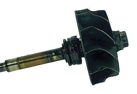 schmierungsmagel turbolader