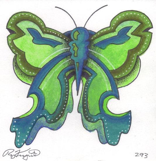 butterfly #293