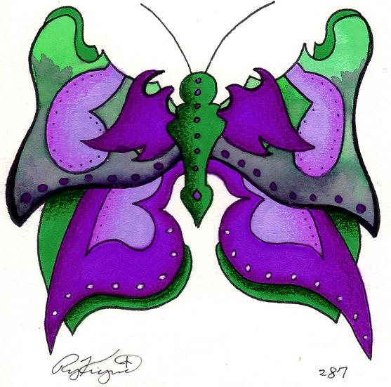 butterfly #287