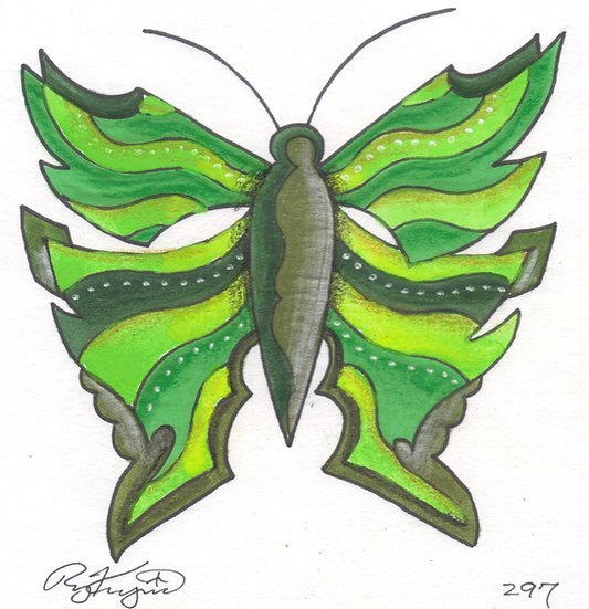 butterfly #297