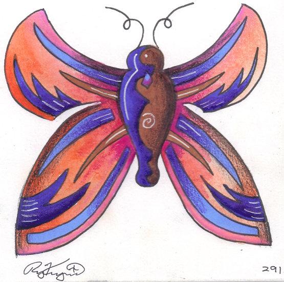 butterfly #291