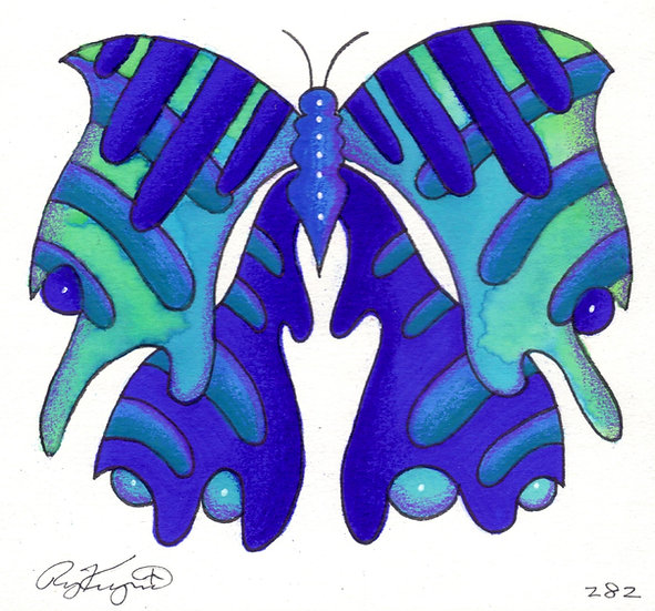 butterfly #282