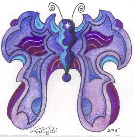 butterfly #295