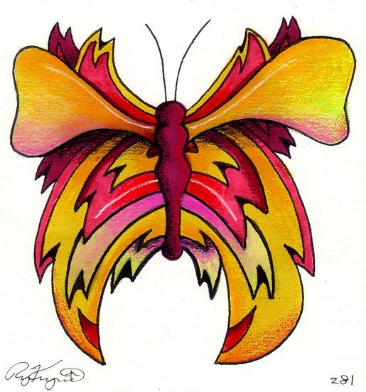 butterfly #281