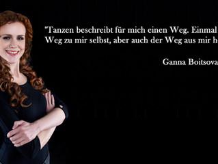 Interview mit Ganna Boitsova