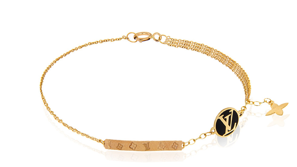 Yellow Gold Fancy Bracelet