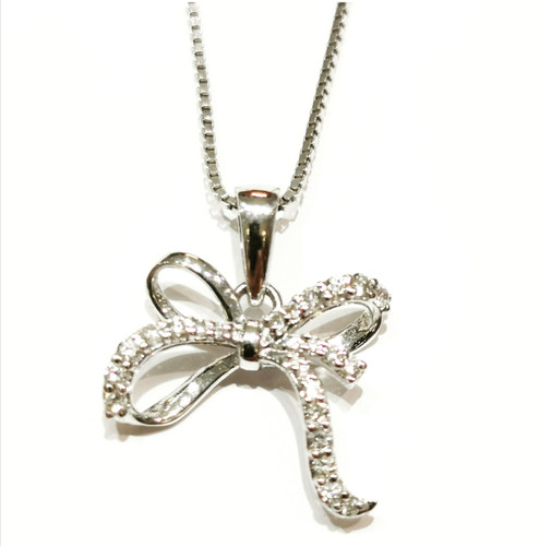 Beautiful Bow Pendent
