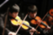2 MVHS Viola players in concert