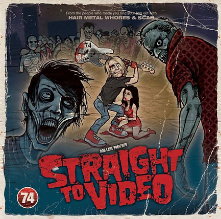 Listen to the Straight To Video EP