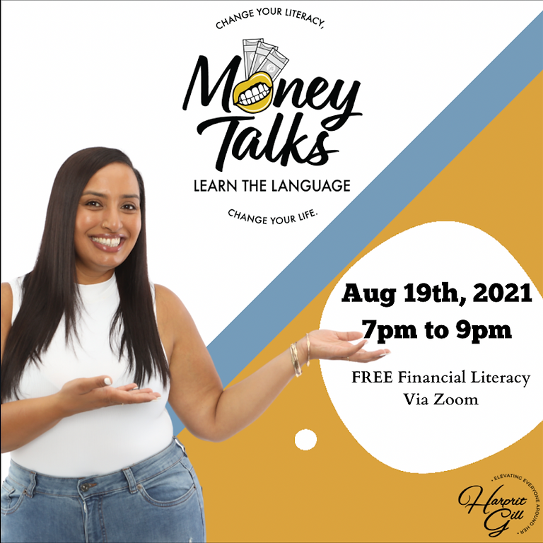 Money Talks - Financial Literacy