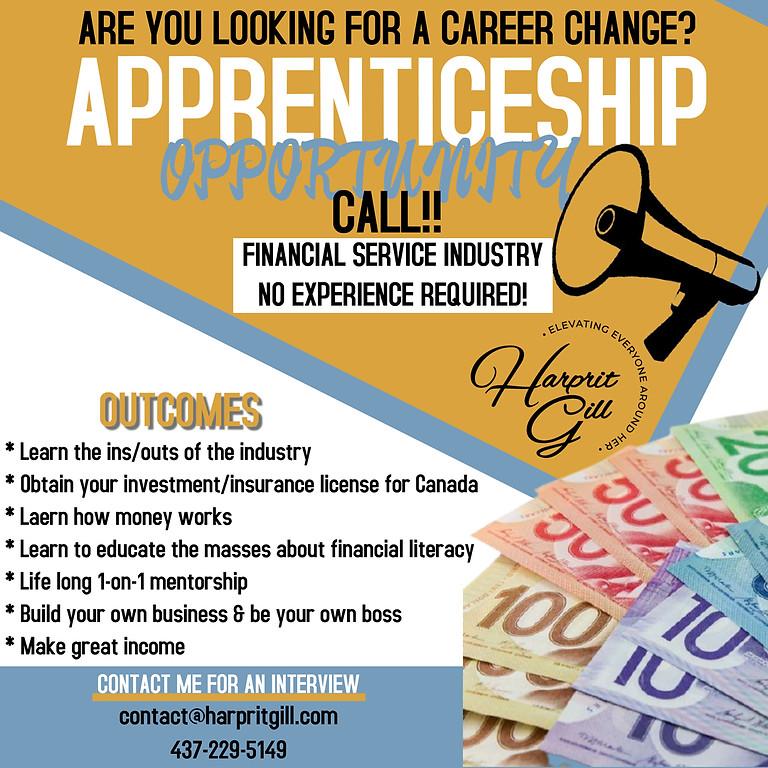 Apprenticeship Info Session