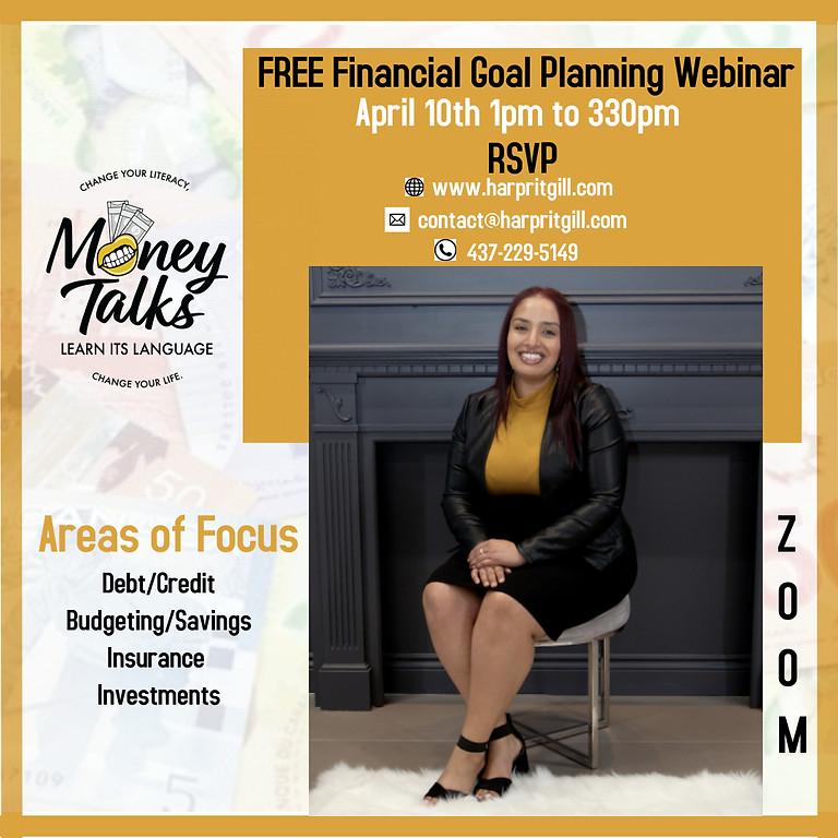 Money Talks - Financial Goal Planning
