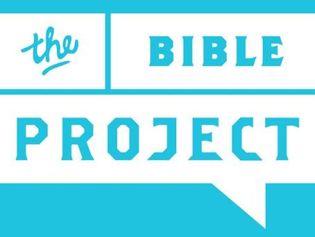 BibleProject: uma recomendação