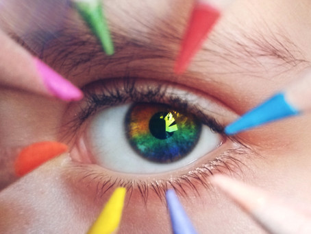 Smart Contact Lenses Detecting Eye Afflictions