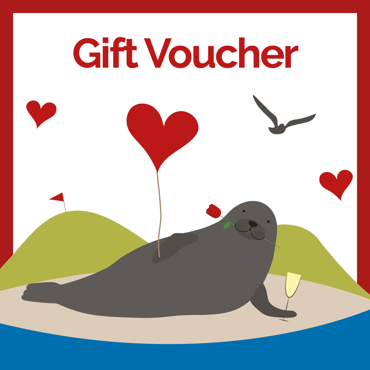 romantic gift voucher