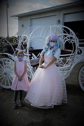 Unicorn Princess ,A Charmed Affair