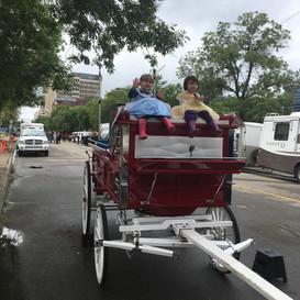 Red Wagon mini Princesses