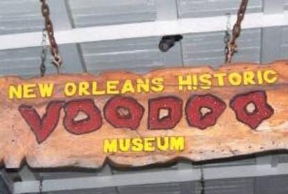 NEW ORLEANS VOODOO - HOODOO