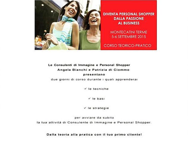Corso Per Personal Shopper