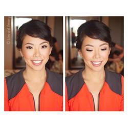 Bridal Hair & Airbrush Makeup a few weeks ago ❤️ #hair #makeup #artist #design #beauty #bridal #brid