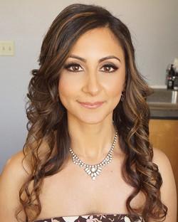 Bridal Hair & Airbrush Makeup Trial 💄__#hair #makeup #artist #design #beauty #bridal #bride #brides