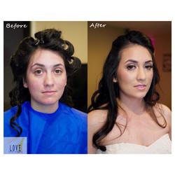 #hair #makeup #artist #design #beauty #bridal #bride #bridesmaid #weddingmakeup #weddinghair #weddin