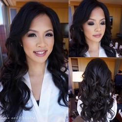 💍💕Bridal Hair & Makeup Design