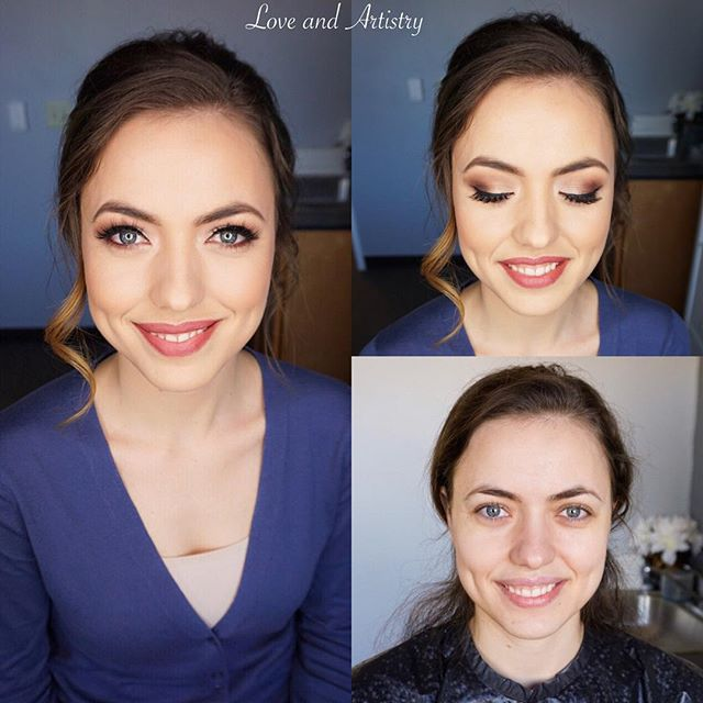 ✨💕Bridal Hair + Makeup Trial💕✨_