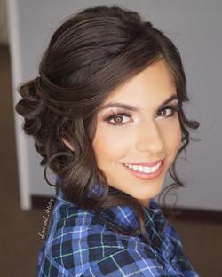 Bridal Hair & Airbrush Makeup 💄 #hair #makeup #artist #design #beauty #bridal #bride #bridesmaid #