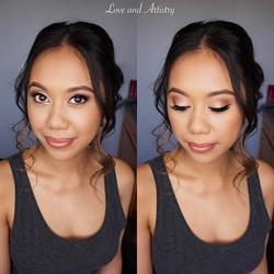 ✨Bridal Hair & Airbrush Makeup Trial_