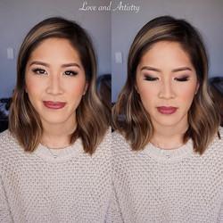 Bridal Makeup Trial 💞_