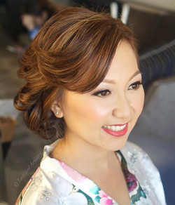 Bridal Hair & Airbrush Makeup Design 🎀__#hair #makeup #artist #design #beauty #bridal #bride #bride