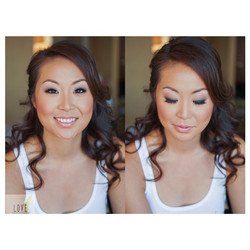 Bridal Hair & Makeup _ obsessed with creating flawless complexions__#hair #makeup #artist #design #b
