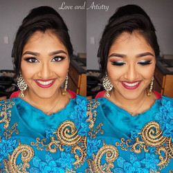 ✨Bridal Hair + Makeup Trial • 2nd Makeup Look for Reception💄_