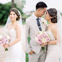 💐Bridal Hair + Makeup Design🥂_._Photography by _loveinphotographs