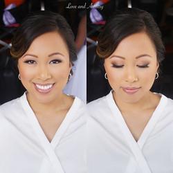 Bridal Hair & Airbrush Makeup Design✨✨_