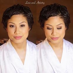Bridal Makeup Design 💕💕_