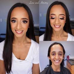 ✨Bridal Makeup Trial 💕_