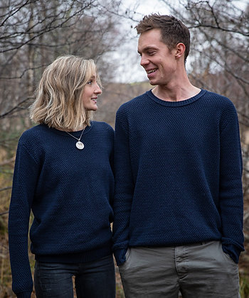 Unisex Knit Sweater