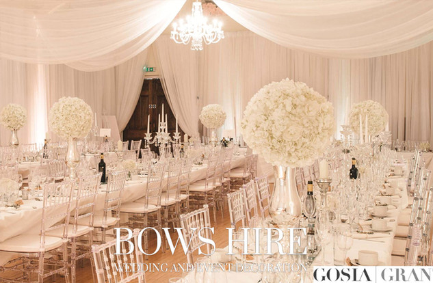 Ceiling Drapes in Star Format & Wall Drapes