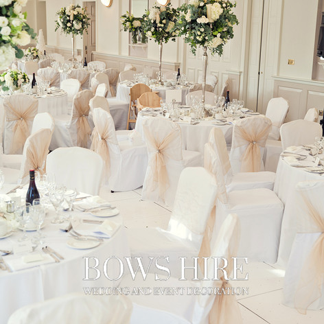 Linen Chair Cover at The Orangery