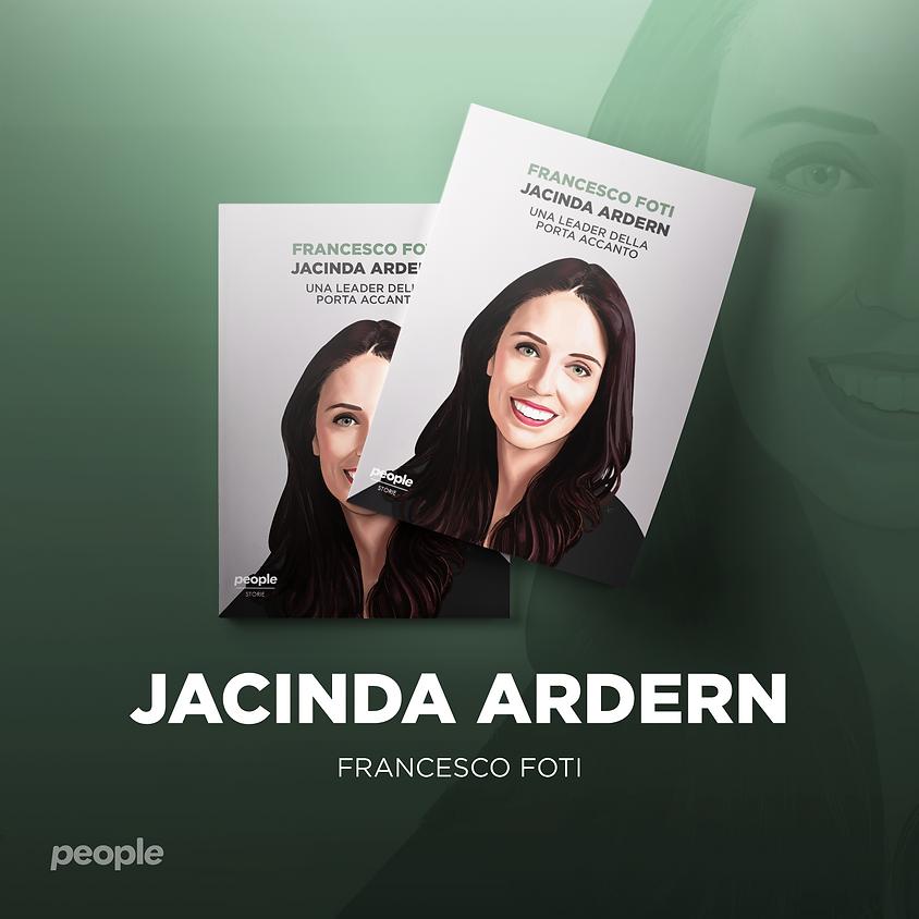 Jacinda Ardern - Corigliano d'Otranto (LE)